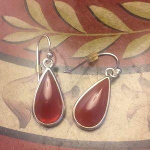 🌿🌼🍂Beautiful Barse Teardrop Earrings
